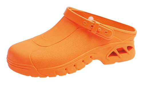 Abeba Clog 9630 orange Gr. 35 - 46