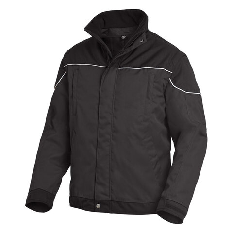FHB Arbeitsjacke (2 in1) TOM anthr./schwarz S-3XL